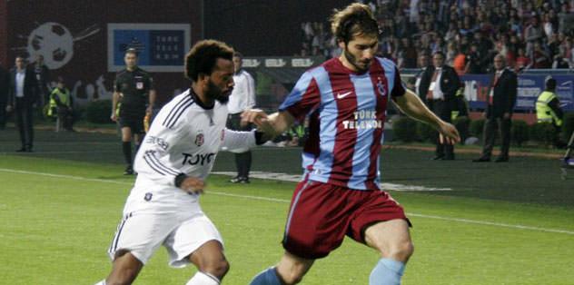 Trabzonspor ligde üstün