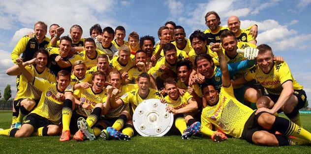 Almanya'da kupa finali