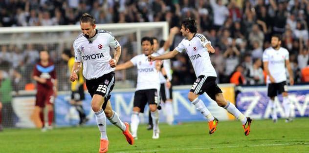 Beşiktaş UEFA'da