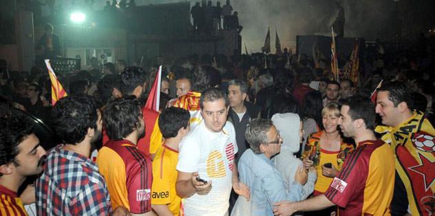 Burası Beşiktaş, kutlama yasak!