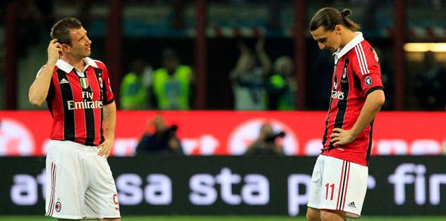 Milan galibiyetle bitirdi