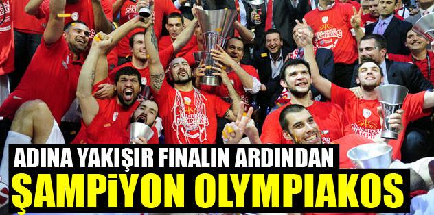 Olympiakos tarih yazdı