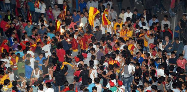 Florya'da karnaval