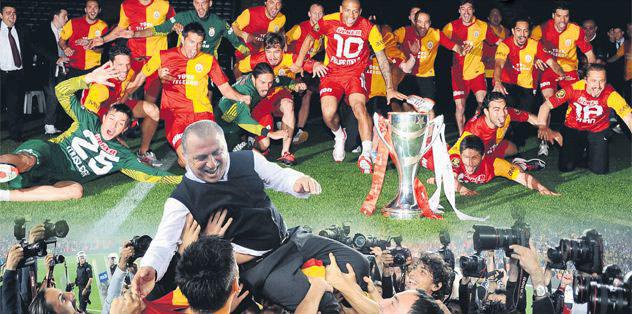 Şampiyon Galatasaray