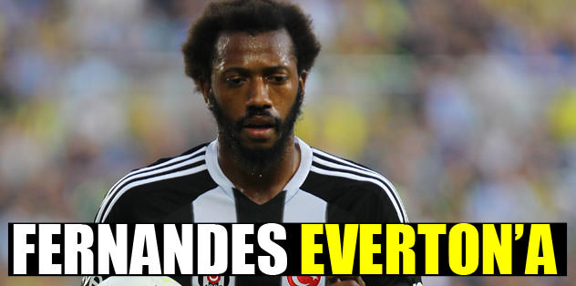 Fernandes Everton'a