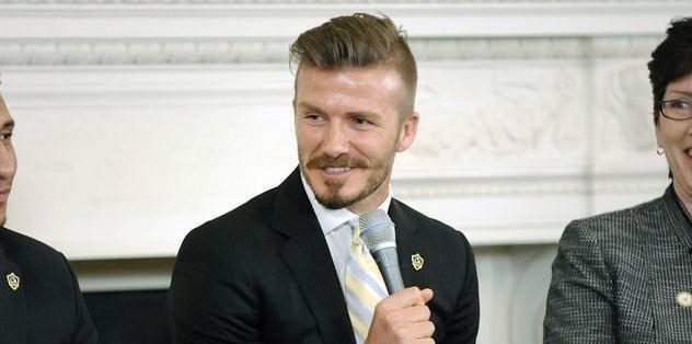 Olimpiyat Meşalesi'ni Beckham getirecek