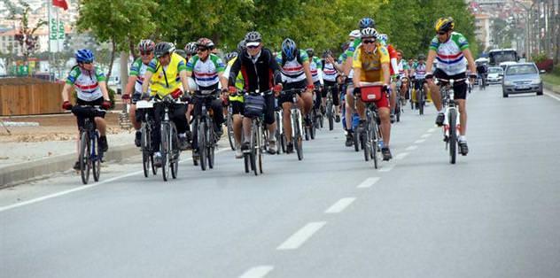 Gökova Bisiklet Turu başladı