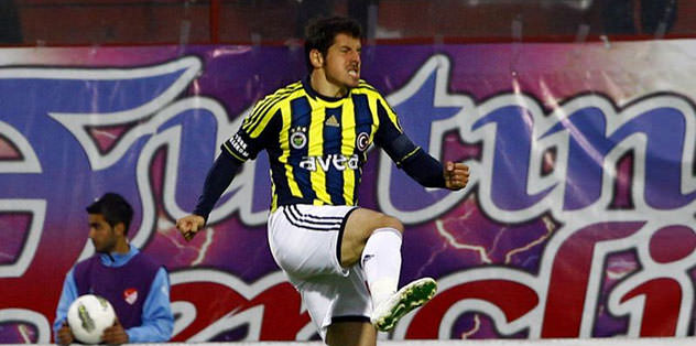 Emre Atletico Madrid'e