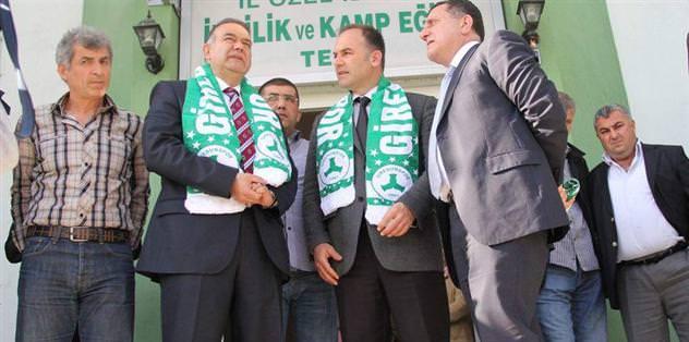 Giresunspor'da kongre kararı