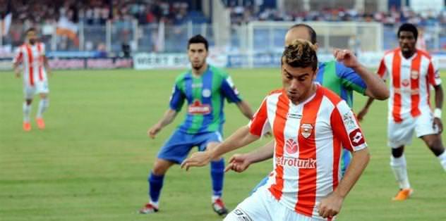 Avantaj Adanaspor'da