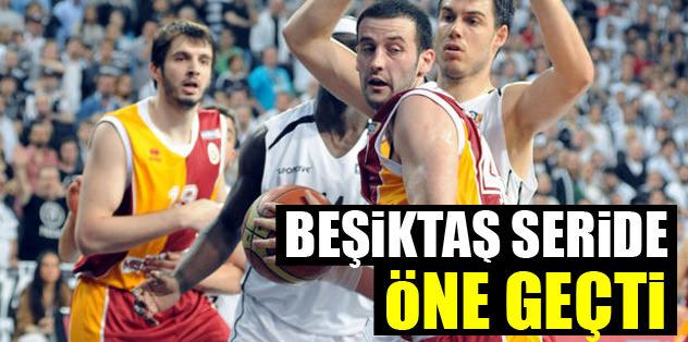 Beşiktaş öne geçti