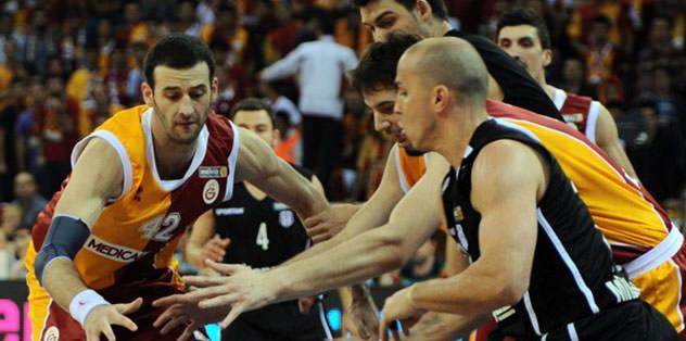 Beşiktaş ile G.Saray 3. kez karşı karşıya