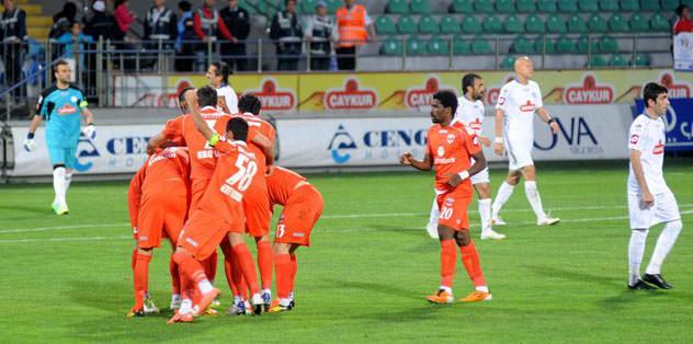 Adana finalde