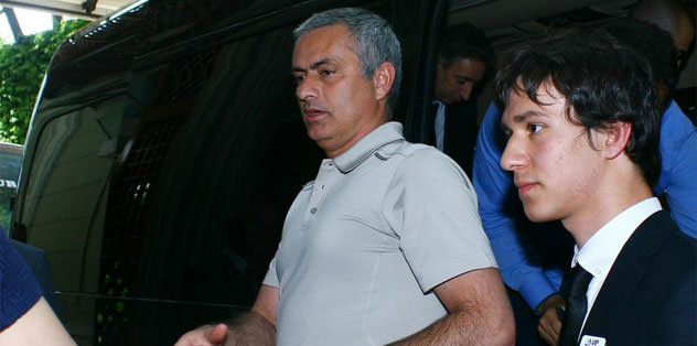 "Mourinho: ""Fatih Terim çok iyi bir hoca"""