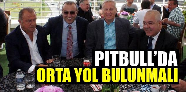 Pitbull'da orta yol bulunmalı