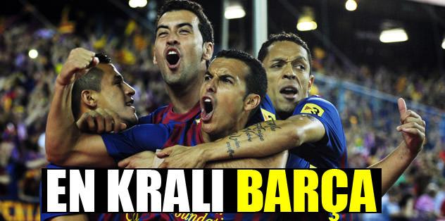 En kralı Barça