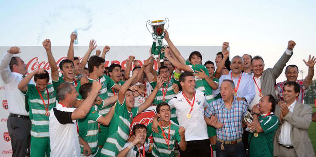 Şampiyon Bursaspor