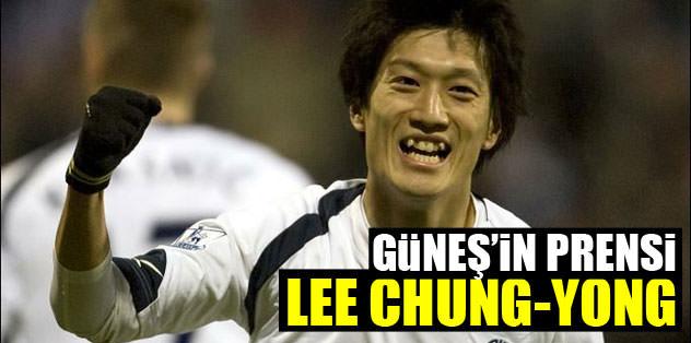 Güneş'in prensi Lee Chung-Yong