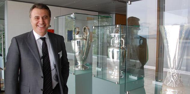 Beşiktaş'tan ikinci UEFA çıkarması