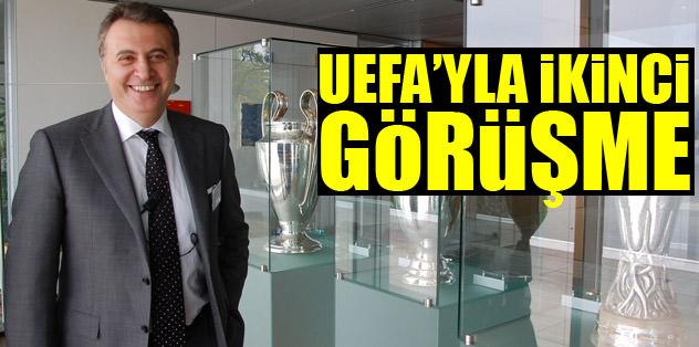 UEFA'yla ikinci görüşme!
