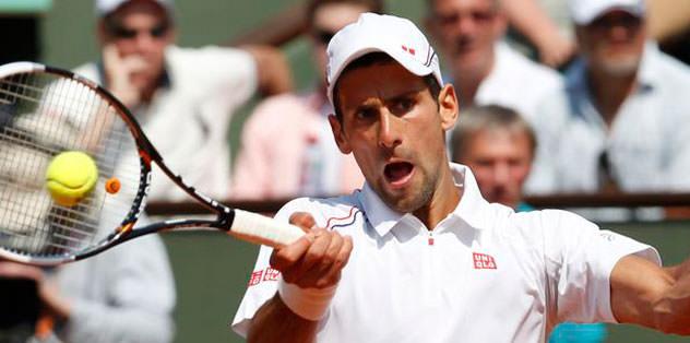 Djokovic set vermedi