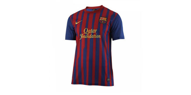 Barcelona'nın yeni forması çevre dostu