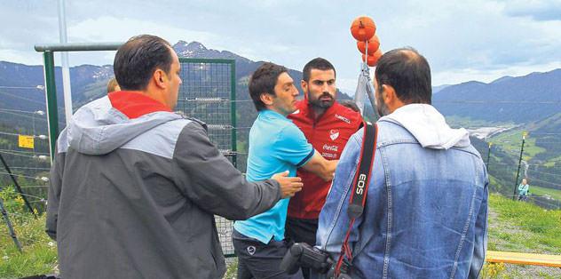 TSYD'den Volkan'a kınama