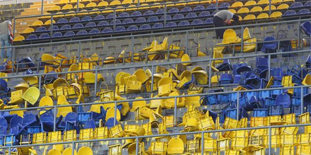 Şükrü Saracoğlu Stadı yeni sezona hazırlanıyor