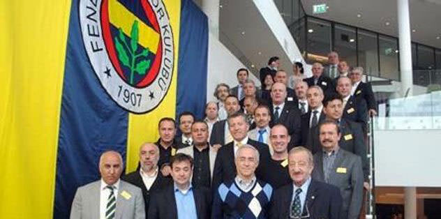 İsveç'te Fenerbahçe coşkusu