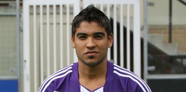 Ronald Vargas yeniden listede