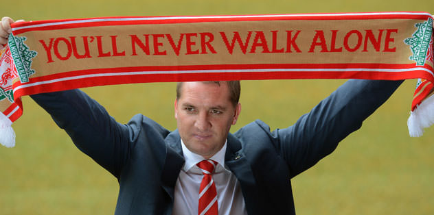 Rodgers named Liverpool boss