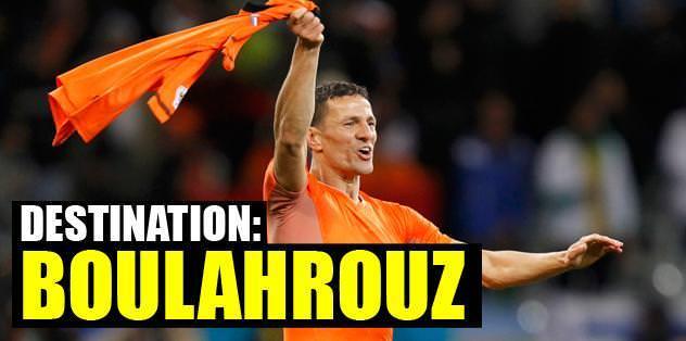 Destination: Boulahrouz