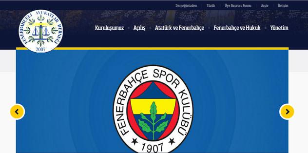 Fenerbahçeli Avukatlar Derneği'nden suç duyurusu