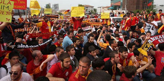 Galatasaray 1 numara