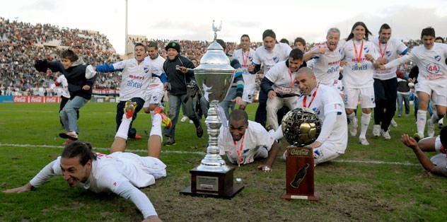 Uruguay'da şampiyon Nacional