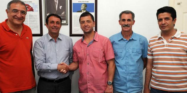 Antalya BŞB Altar Tunçkol ile anlaştı