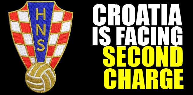 Croatia is facing second charge