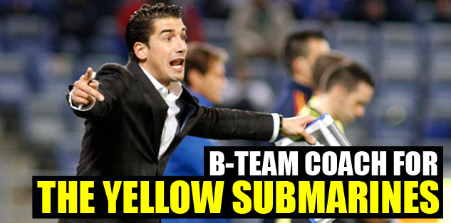 B-Team coach for The Yellow Submarines
