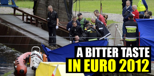 A bitter taste in Euro 2012