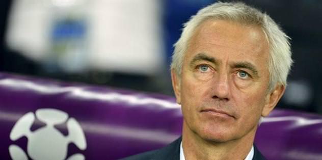 Marwijk istifa etti