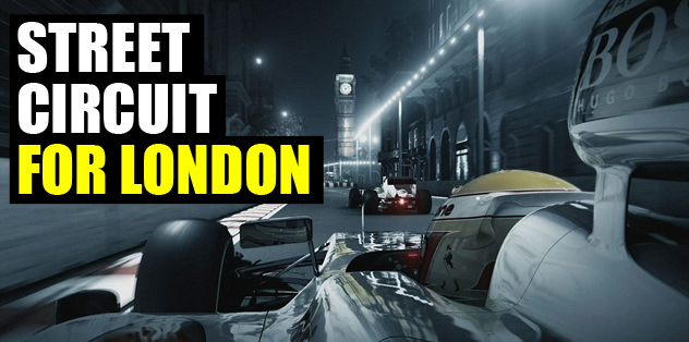 Street circuit for London