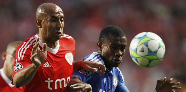 Benfica'da mutluyum