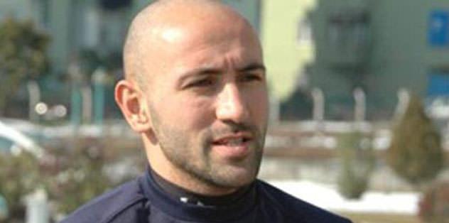 Kaleci Behram Erciyesspor'da
