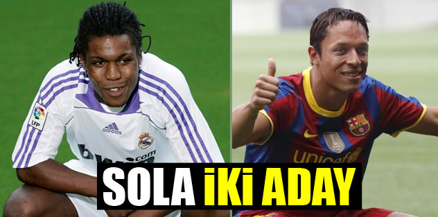 Sola iki aday