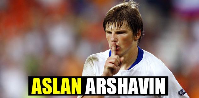Aslan Arshavin