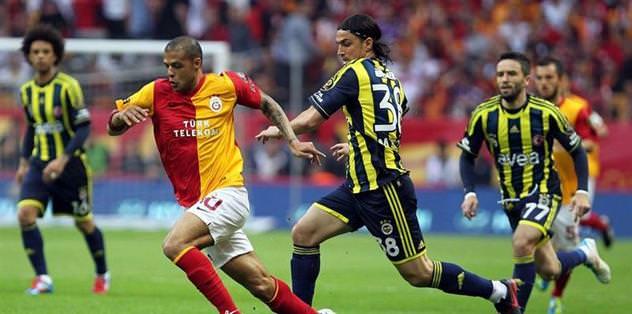 Ezeli rekabette Fenerbahçe üstün