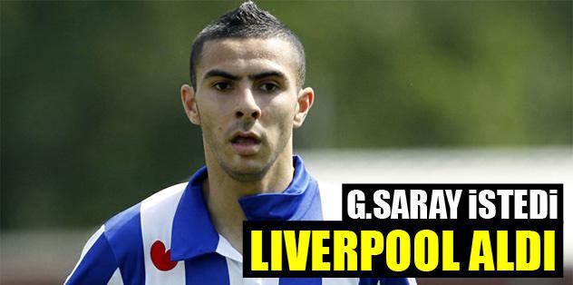 G.Saray istedi Liverpool'a gitti