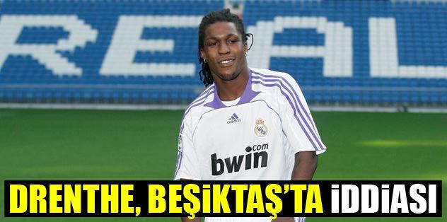Drenthe Beşiktaş'ta iddiası