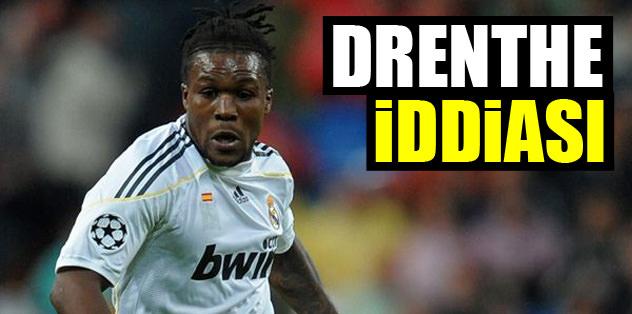 Drenthe iddiası!