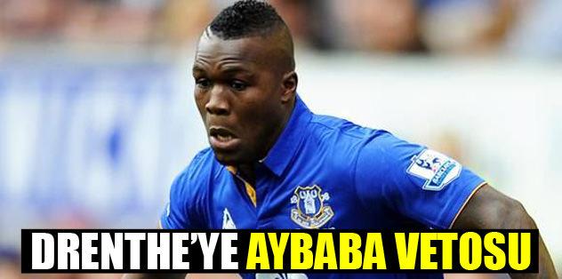 Drenthe'yi Aybaba veto etti
